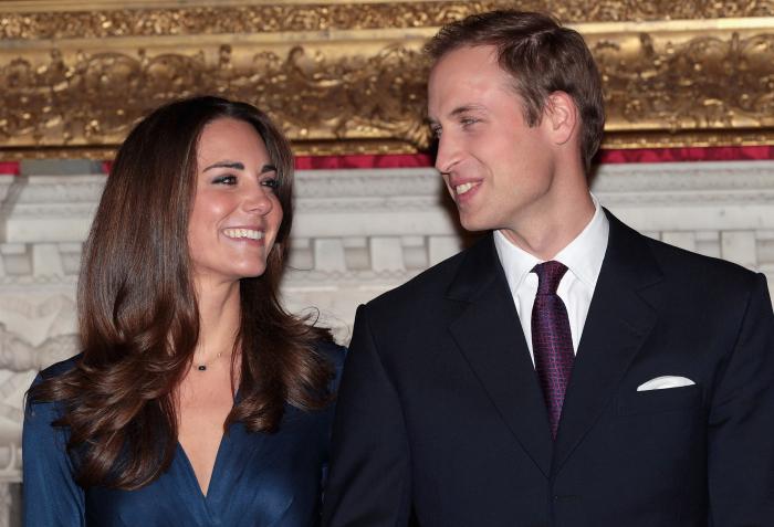 Как английской принцессе поскорее родить?