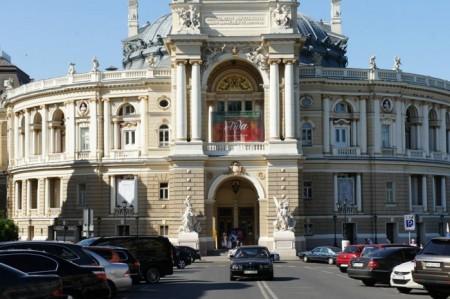 Театр оперы и балета. Фото:  Мареева Мария/Великая Эпоха