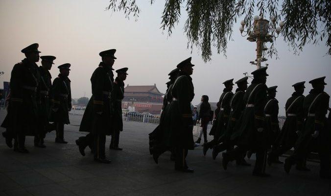 Дочь попросила в Интернете найти китайских полицейских, которые избили её родителей