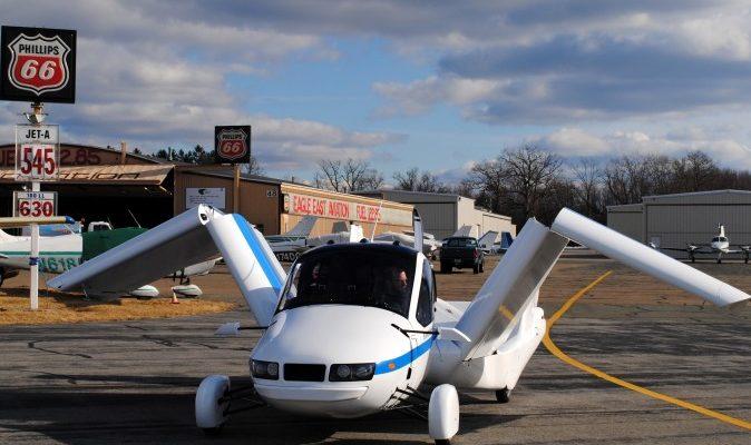 Летающие автомобили ― транспорт будущего?