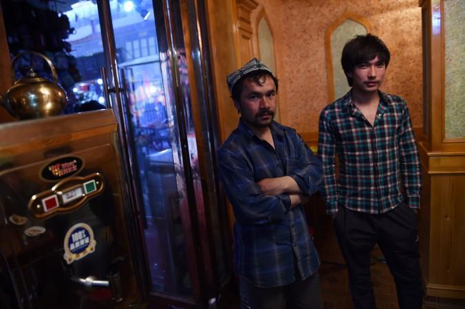 уйгуры в Китае