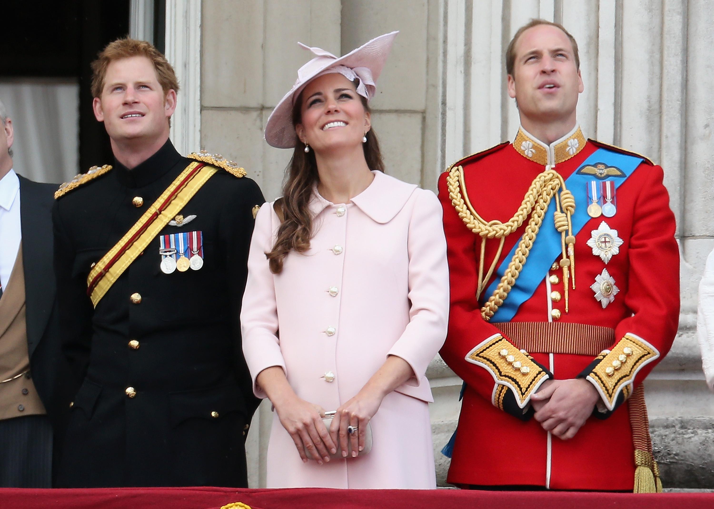 Герцог и герцогиня Кембриджские посетили США