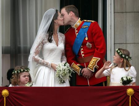 29 апреля 2011 г. свадьба в Вестминстерском аббатстве. Кэтрин Миддлтон получила титул герцогини Кембриджской. Фото: Peter Macdiarmid/Getty Images