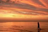 Закат в Юрмале. Фото: concordia.lv