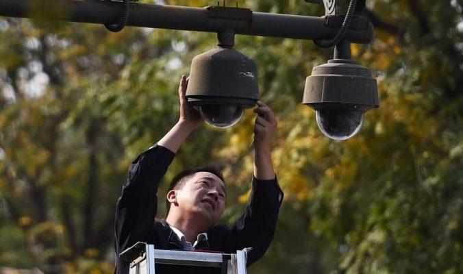 30 000 новых видеокамер установят в Пекине перед годовщиной бойни на площади Тяньаньмэнь