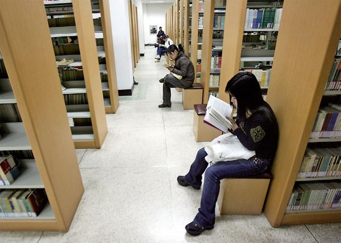 Китайские студенты за границей. Фото: Getty Images