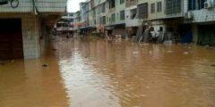 Ущерб от ливней в Китае превысил миллиард долларов