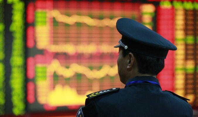 Инсайдерская информация угрожает фондовому рынку Китая