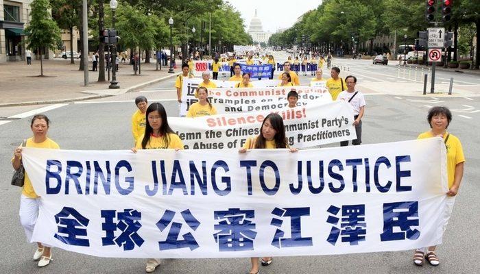 На бывшего генсека Цзян Цзэминя в Китае готовятся судебные иски за геноцид