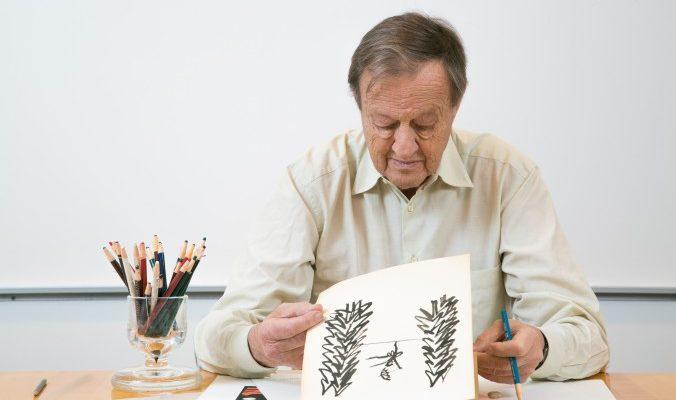 Иван Чермаев ― легенда в мире графического дизайна