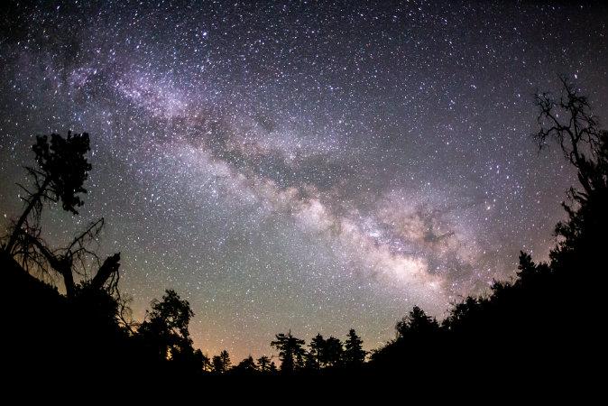 Млечный путь. Фото: Shutterstock