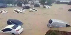 На юге Китая от ливней пострадали миллионы человек