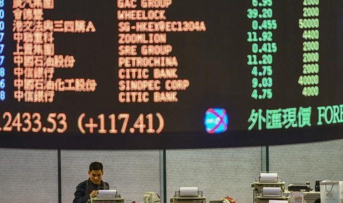 Падение акций двух компаний подтвердило риски на фондовом рынке Китая