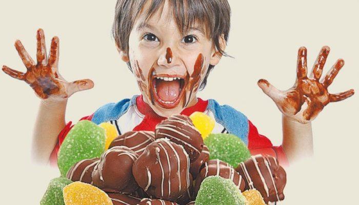 Глюкоза не вызывает гиперактивного поведения детей