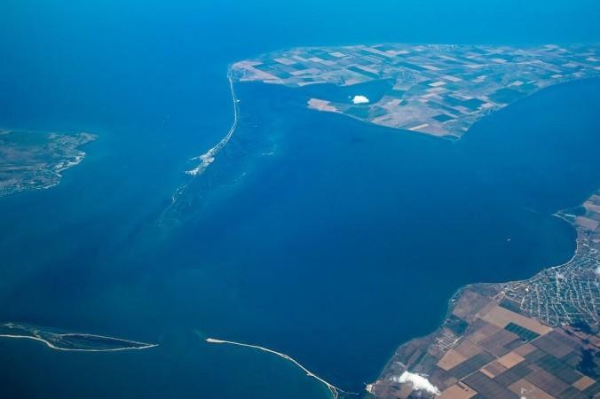 Керченский пролив. Фото: kerch.biz