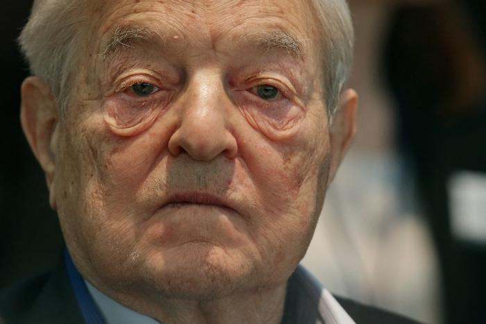 Основатель благотворительного фонда Джордж Сорос. Фото: Chip Somodevilla/Getty Images