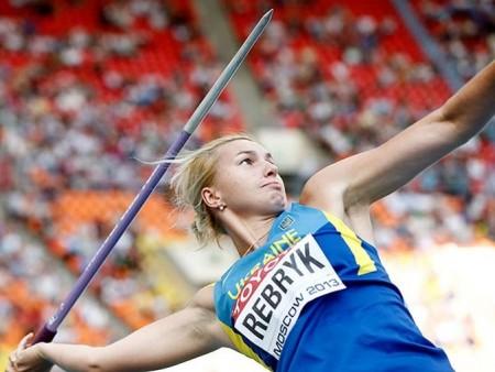 Чемпионка Европы Вера Ребрик. Фото: newsukrtime.com