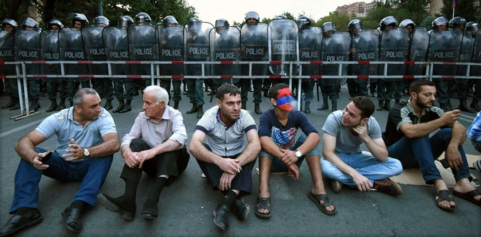 Фото: KAREN MINASYAN/AFP/Getty Images