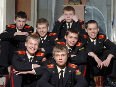 Кадр из сериала «Кадетство». Фото: zavtra.ru
