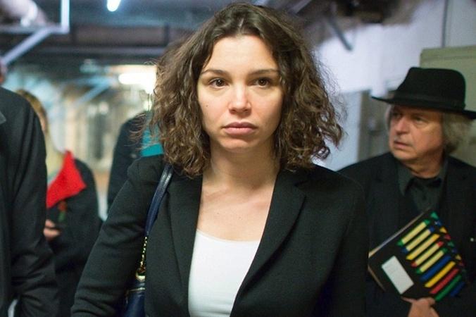 Жанна Немцова. Фото: thetimes.co.uk