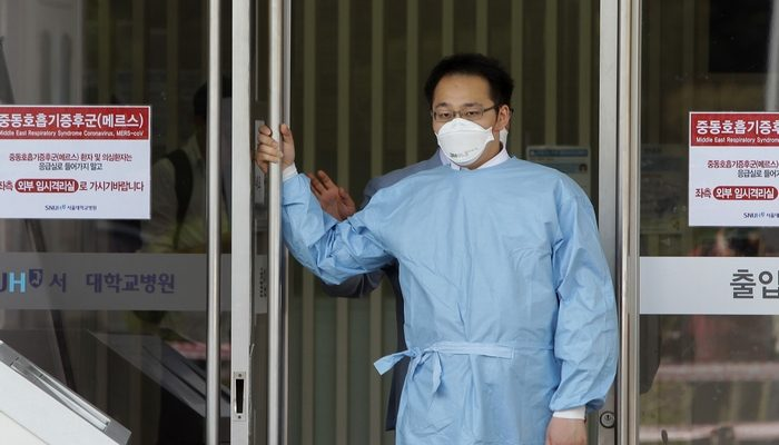 Число жертв MERS в Южной Корее увеличилось на 7 человек (видео)