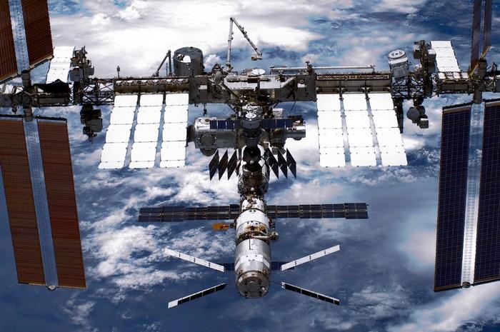 МКС. Фото: NASA via Getty Images