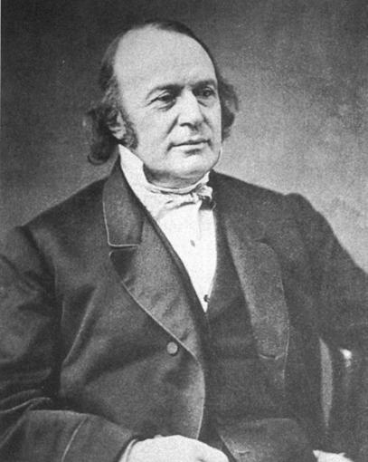 Луи Агассис1807-1873
