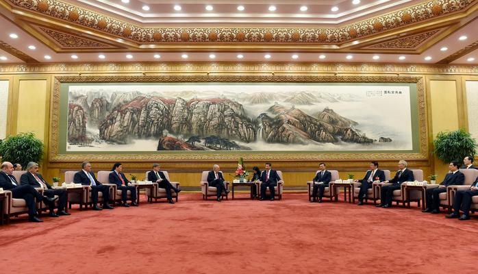 Делегаты 57 стран подписывают соглашение о создании Азиатского банка