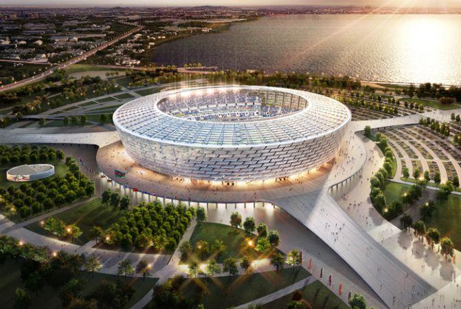 Азербайджан, Европейские игры, Баку, спортсмены