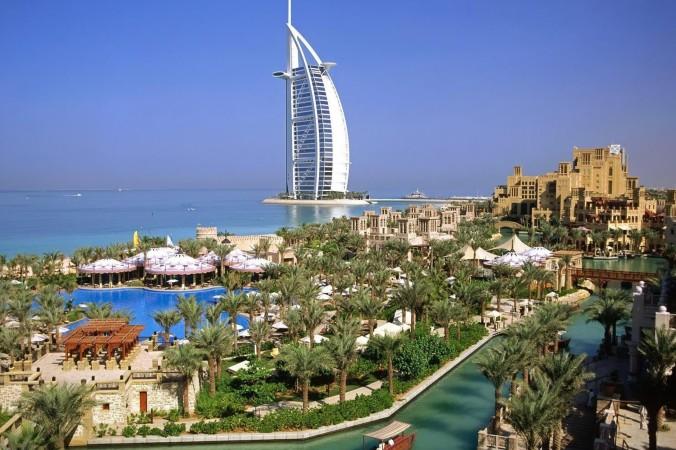 Дубай. Фото: wallpapersad.com
