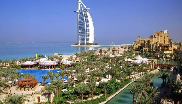 Новый район в Дубае будет экологичным на 100% (видео)