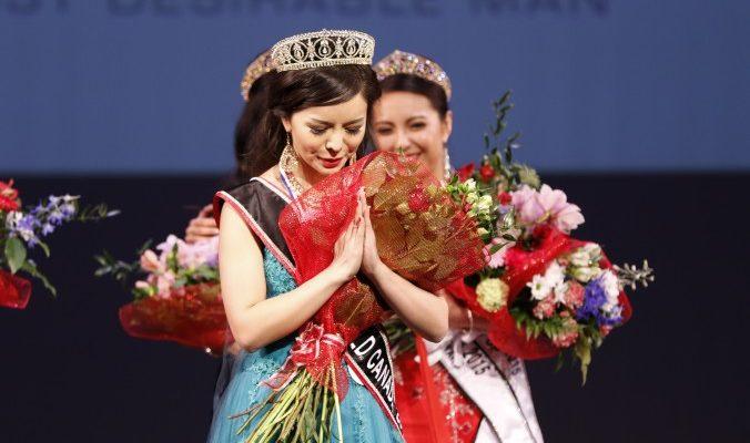 «Мисс Канада» разоблачает тоталитаризм в Китае