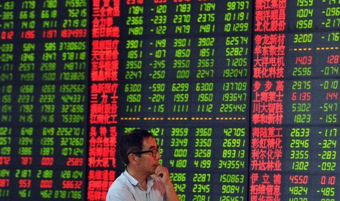 Китайцы узнали о маржин-колл после сильнейшего падения акций с 2007 года