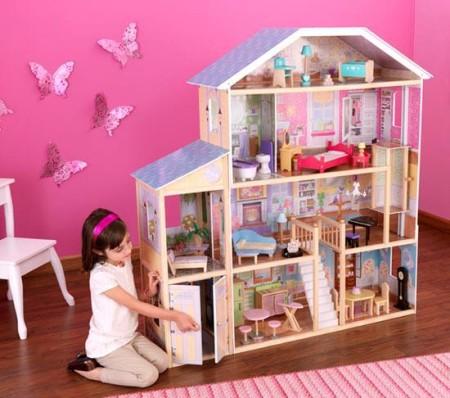 Домик куклы Барби. Фото: spb.pulscen.ru