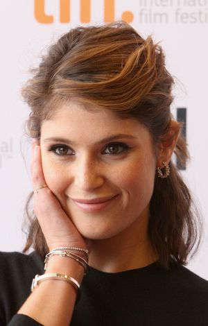 "TORONTO, ON - SEPTEMBER 06:  Actress Gemma Arterton attends the ""Gemma Bovery"" Premiere during the 2014 Toronto International Film Festival at Winter Garden Theatre on September 6, 2014 in Toronto, Canada.  (Photo by Leonard Adam/Getty Images)"