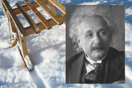 Einstein-sled