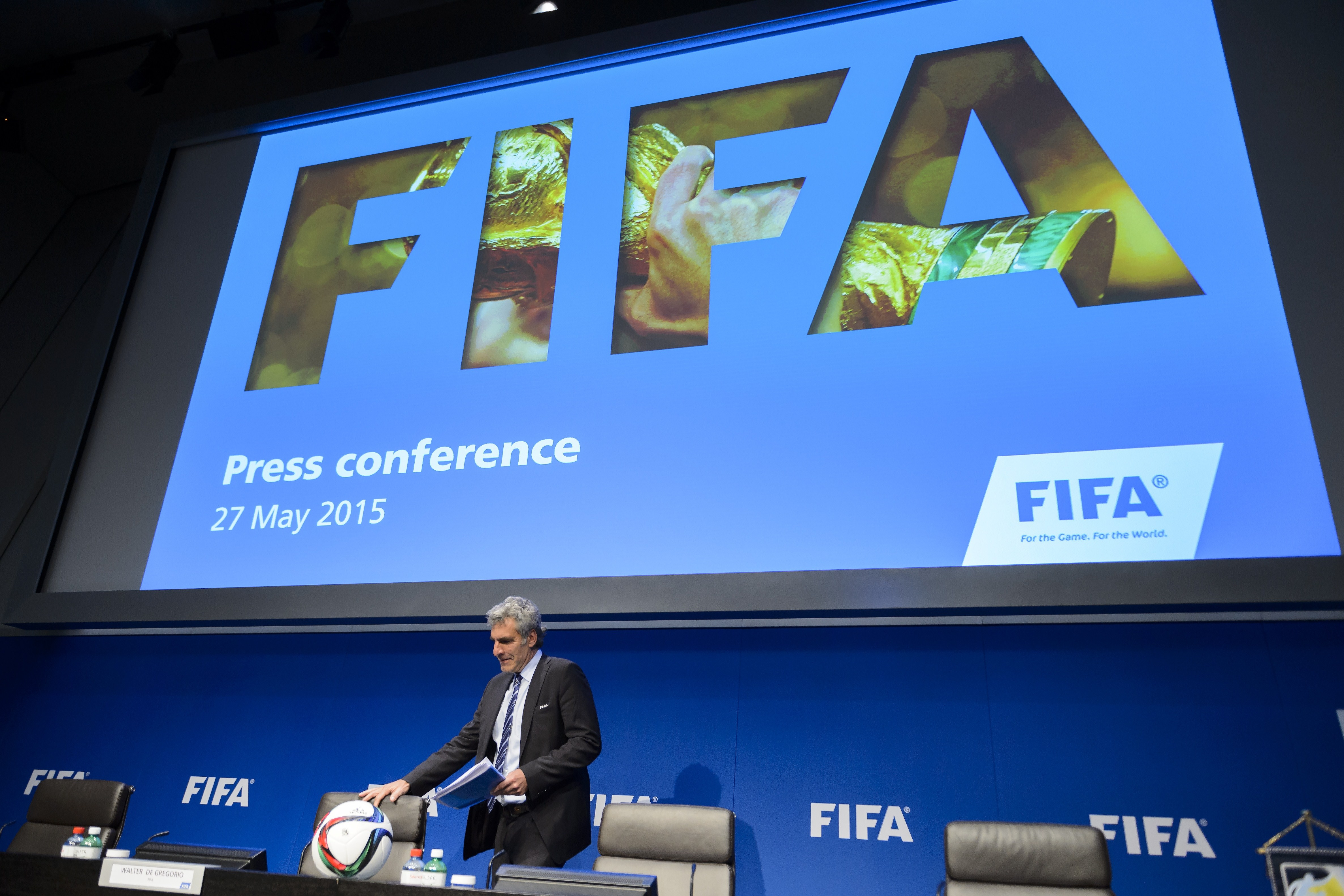 США, ФИФА, Блейзер, коррупция, ФБР