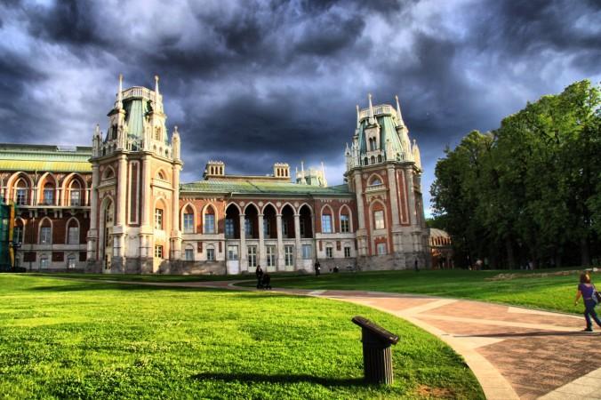 Музей-заповедник Царицыно. Фото: drive2.ru