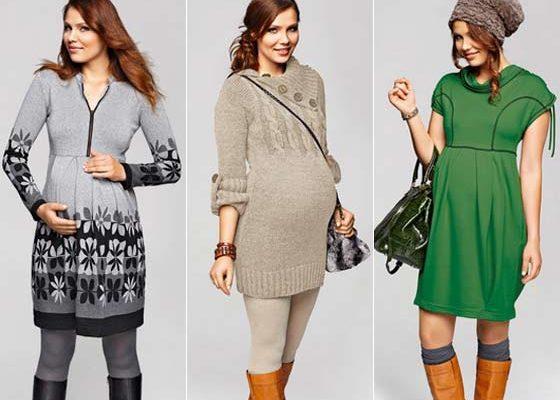 Одежда для беременных: стильно и удобно