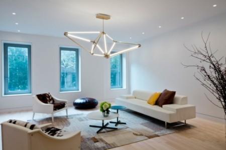 Геометрический светильник. Фото: archi-des.ru