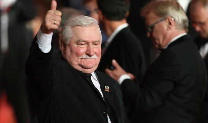 Бывший президент Польши Лех Валенса: Ничто не может остановить крах коммунизма