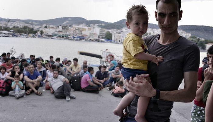 Почти миллион сирийских и иракских переселенцев может остаться без помощи
