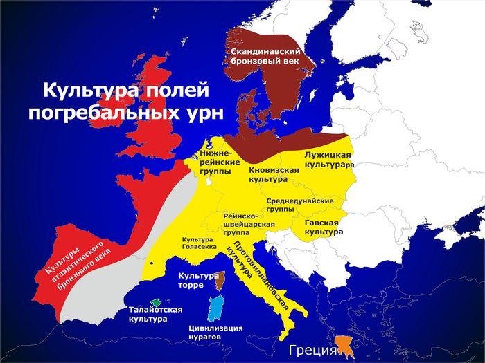 Исторические карты и схемы проекта