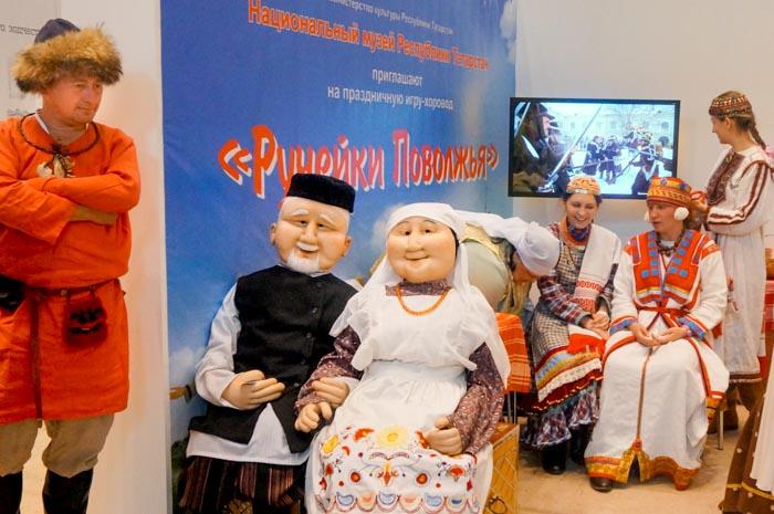 XVII Международный фестиваль музеев «Интермузей-2015» в Москве. Фото: Ульяна Ким/Великая Эпоха