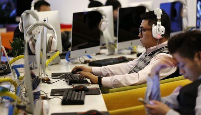 Китайская кибер-полиция вышла из тени, чтобы «очистить Интернет»