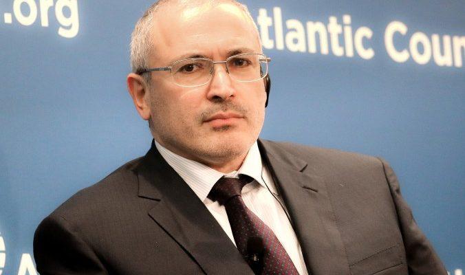 Ходорковский: Конфронтация с Западом создана искусственно