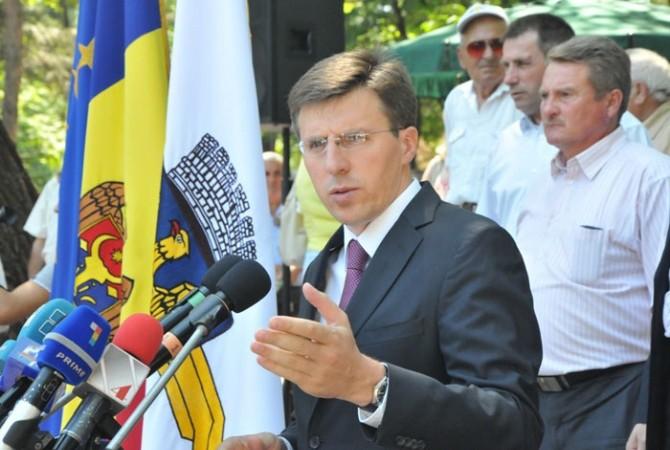 Молдавия, Дорин Киртоакэ, Кишинёв, выборы