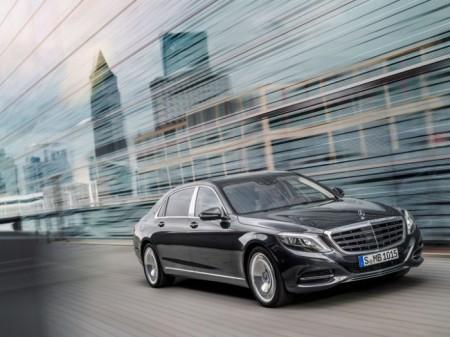 Mercedes-Maybach S-Класс. Фото: mercedes-benz.ru