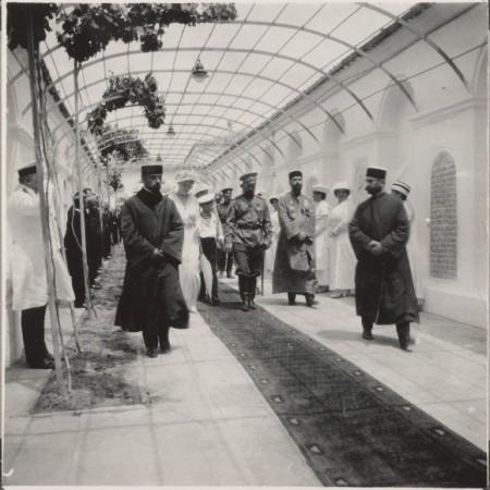Николай II в Евпатории, 1916 год. Фото: marv.livejournal.com