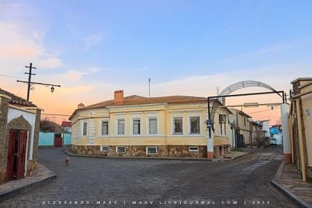 Отреставрированная часть старого города. Фото: marv.livejournal.com